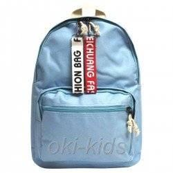 Рюкзак городской Лента, голубой.