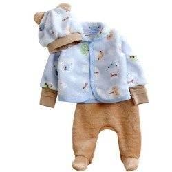 Комплект для мальчика Мишка