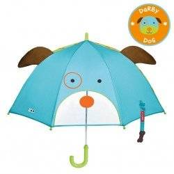 Детский зонтик. Собачка.
