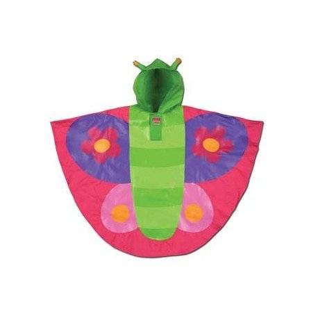 Дождевик детский, бабочка