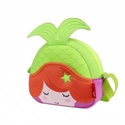 Детская сумка Русалочка Nohoo зеленая