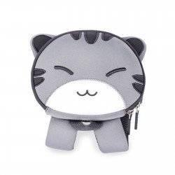 Рюкзак серый котик Nohoo