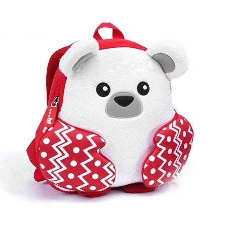 Рюкзак детский Nohoo полярный мишка