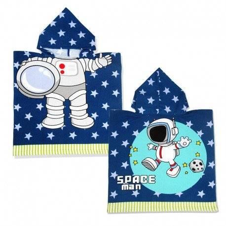 Полотенце пончо, Космонавт