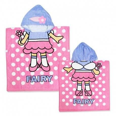 Полотенце махровое для девочки, Фея.