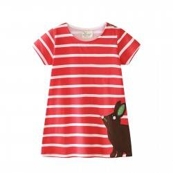 Платье для девочки «Зайка»