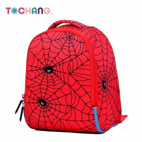 """Детский рюкзак """"Человек Паук"""", красный."""