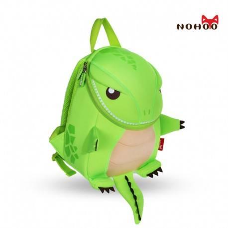"""Рюкзак """"Динозаврик"""" зеленый."""