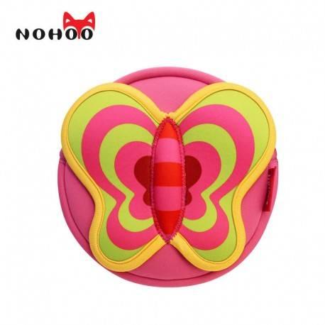 "Сумка Nohoo ""Бабочка"" розовая."