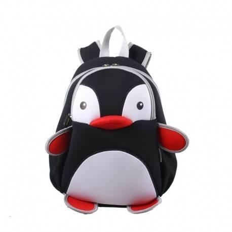 """Рюкзак Nohoo. """"Пингвин"""" черный"""