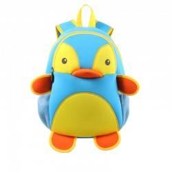 """Рюкзак Nohoo. """"Пингвин"""" сине-желтый"""