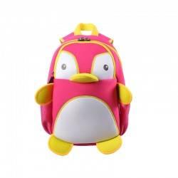 """Рюкзак Nohoo. """"Пингвин"""" розовый"""