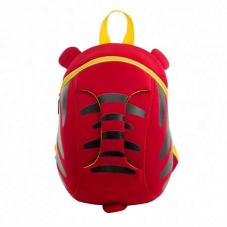 """Рюкзак """"Тигр"""" красный."""