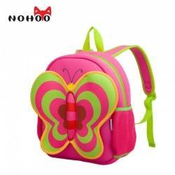"""Рюкзак Nohoo. """"Бабочка"""" розовый."""