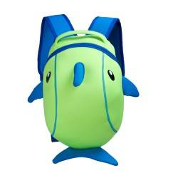"""Рюказк Nohoo. """"Дельфин"""" зеленый."""
