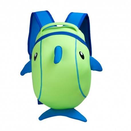 """Рюказк """"Дельфин"""" зеленый."""