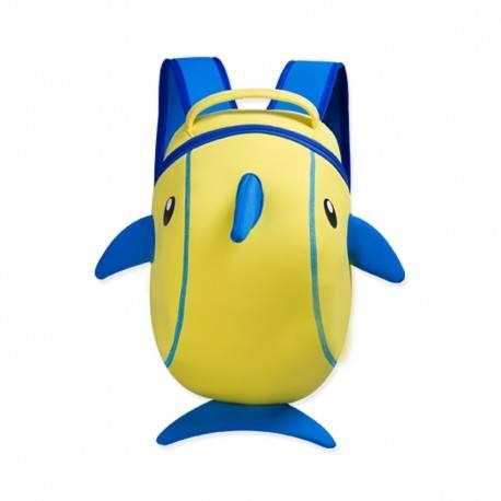 """Рюказк """"Дельфин"""" желтый."""
