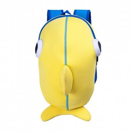 """Рюкзак """"Рыбка"""" желтая."""