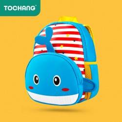 Детский рюкзак, синий. Кит.