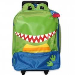 Детский дорожный чемодан. Динозавр. Stephen Joseph