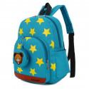 Рюкзак детский. Звезды, бирюза.