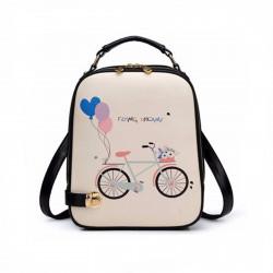 Рюкзак городской для девочки. Bicycle.