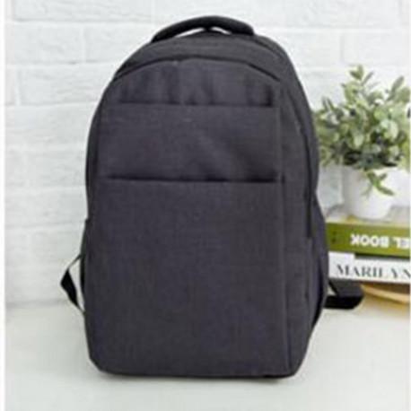 Рюкзак гордской, школьный, мужской. Черный.