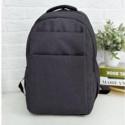 Рюкзак городской, школьный, мужской. Черный.