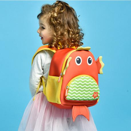 Рюкзак детский. Водолей. Знаки зодиака.