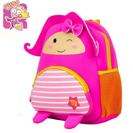 Детский рюкзак для девочки розовый. Астрея