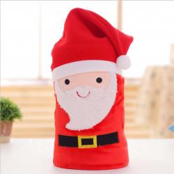 Новогодний плед, детский, 75*100. Santa Claus
