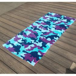 Полотенце махровое для мальчика. Морской карал. 150*75 см