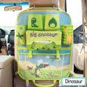 Органайзер для автомобиля, детский, зеленый. Динозавр.