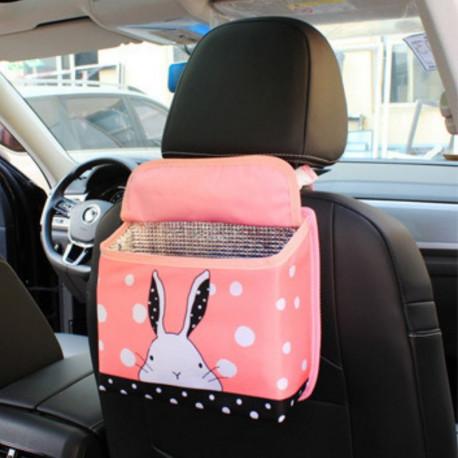 Сумка для машины. Органайзер. Кролик