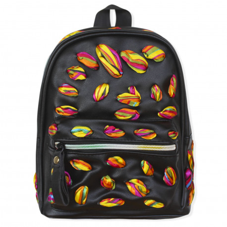 Городской рюкзак Ленточка желтый