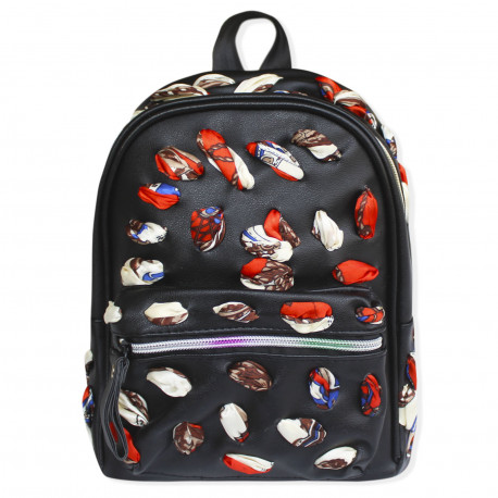 Городской рюкзак Ленточка красный