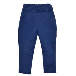 Штаны с карманами для мальчика, синие.