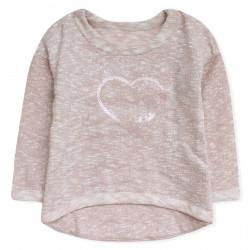 Блузка для девочки Сердце