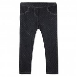 Лосины для девочек, джинс.