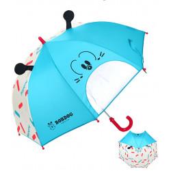 Детский зонтик, голубой. Собачка.