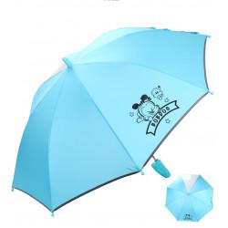 Детский зонтик, голубой. Dog.