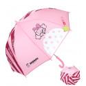 Детский зонтик, розовый. Miki.