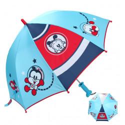 Детский зонтик, синий.