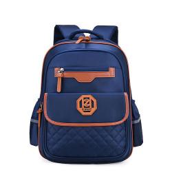 Рюкзак, темно-синий. Оксфорд.