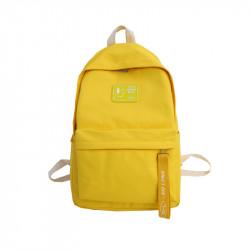 Рюкзак спортивный, непромокаемый, желтый. Ленточка.