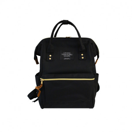 Сумка-рюкзак , черный.