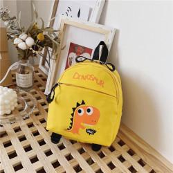 Детский рюкзак, желтый. Дино.