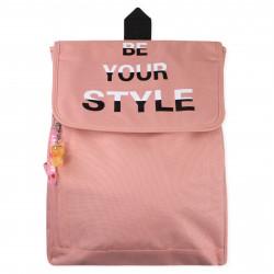 Рюкзак , розовый. Стиль.