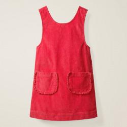 Сарафан для девочки. Красный.