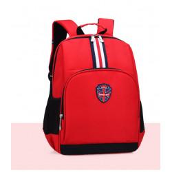 Рюкзак для мальчика, красный. Лондон.